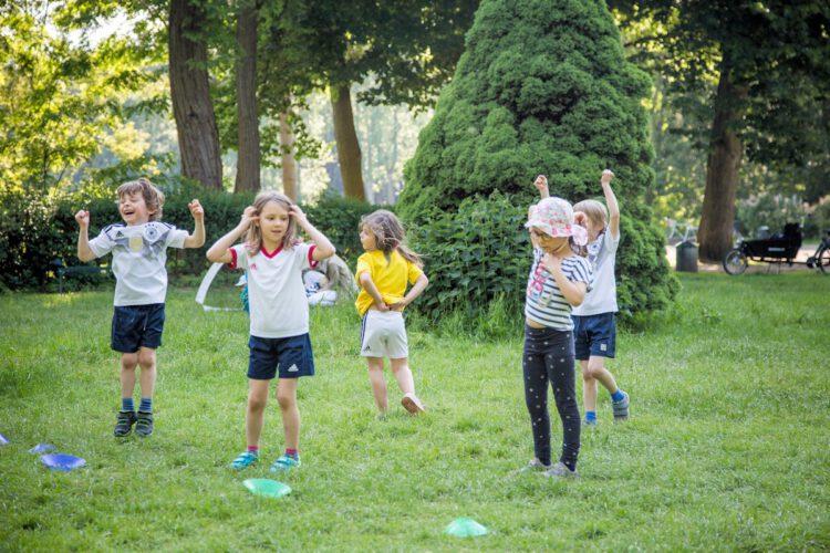 Feriencamps für Kinder